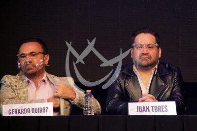 Gerardo Quiroz y Juan Torres quieren teatro