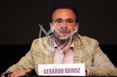 Gerardo Quiroz quiere teatro