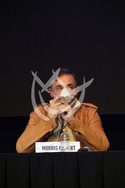 Morris Gilbert quiere teatro