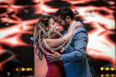 Mariana Torres y Carlos Ferro en Fuego Ardiente