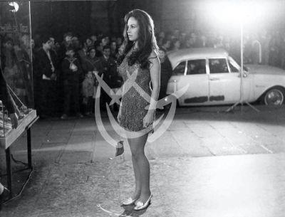Isela Vega 1970