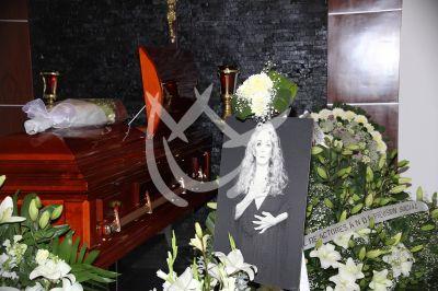 Isela Vega funeral