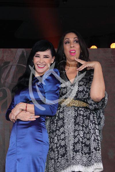 Susana Zabaleta y Regina Orozco están Juntas y Revueltas