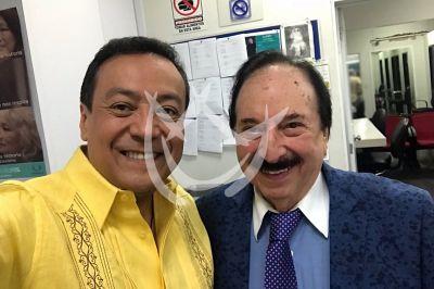 Arturo Castro y Carlos Cuevas 2019