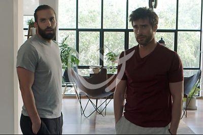 Rodrigo y Giuseppe en Después De Ti