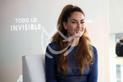 Bárbara Mori siente Todo Lo Invisible