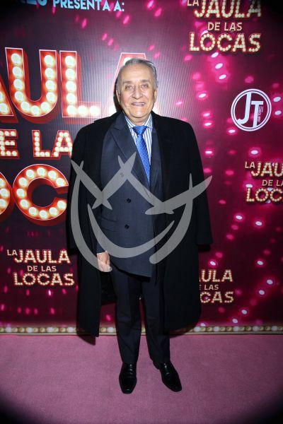 Patricio Castillo a la Jaula