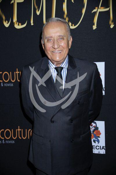 Patricio Castillo en Premios Arlequín