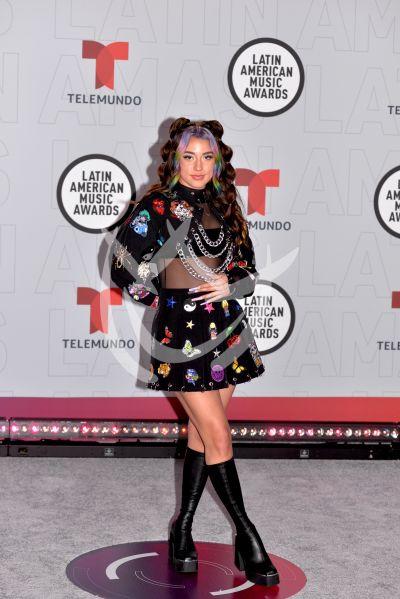 Alaina Castillo  en los Latin AMAs 2021