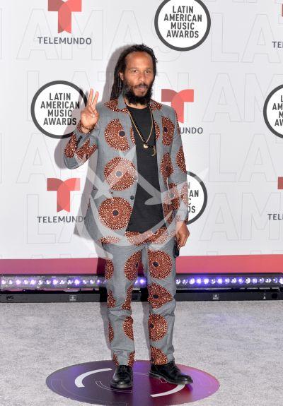 Ziggy Marley en los Latin AMAs 2021