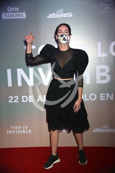 Bárbara Mori en Todo Lo Invisible
