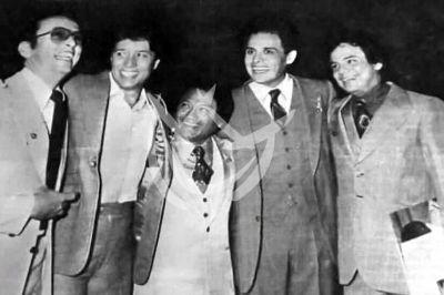 Sergio Esquivel y amigos