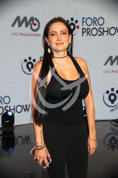 Celia Lora en Foro ProShow