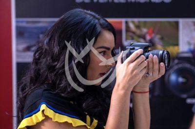 Claudia Martin en Fuego Ardiente