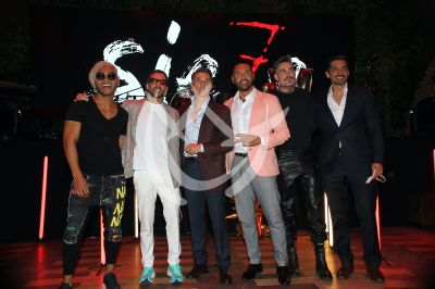 Sergio Mayer y amigos