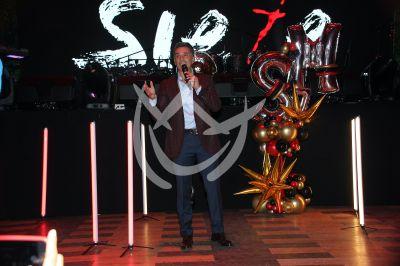 Sergio Mayer cumpleañero