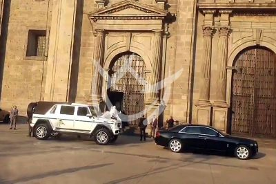 \'El Canelo\' se casa en Guadalajara