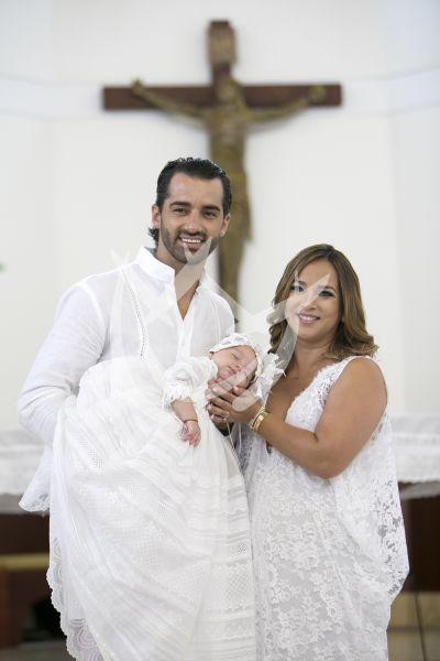 El bautizo de Alaia