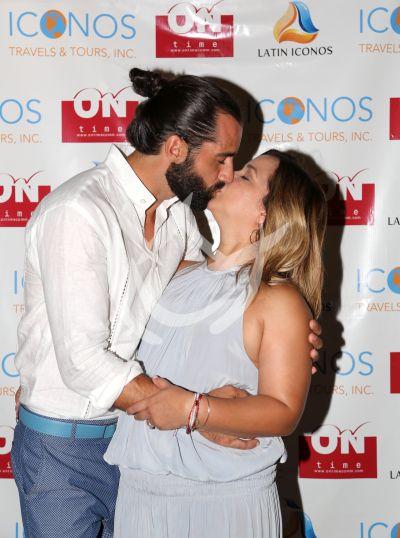 Adamari López y Toni Costa 2016