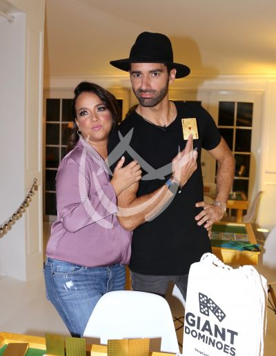 Adamari López y Toni Costa 2019