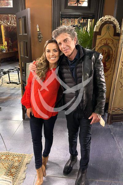 Mariana y Fernando rumbo al final de Fuego Ardiente