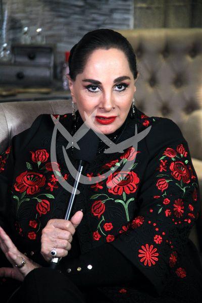 Susana Dosamantes en Si Nos Dejan