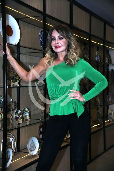 Gaby Spanic vuelve en Si Nos Dejan
