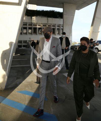 Juan Luis Guerra canta en vivo Entre Mar y Palmeras