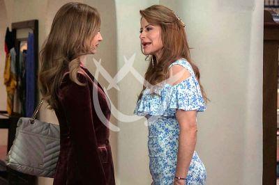 Gaby y Wendy en \'Qué Le Pasa A Mi Familia\'