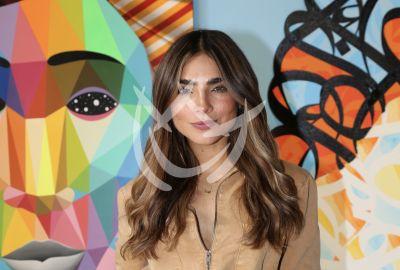 Alejandra Espinoza celebra PJ nominaciones ¡Sin máscara!