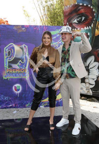 Migbelis y Marcos celebran PJ nominaciones ¡Sin máscara!
