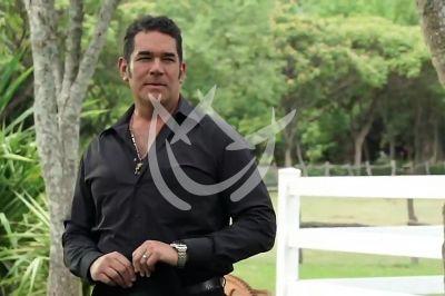 Eduardo Santamarina en La Desalmada