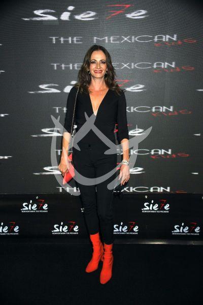 Alejandra Procuna en Sie7e