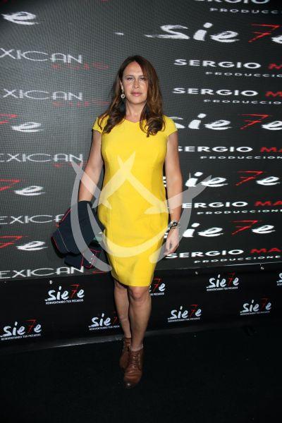 Carla Sofía Gascón en Sie7e