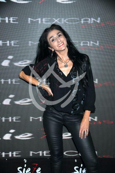 Bárbara Torres en Sie7e