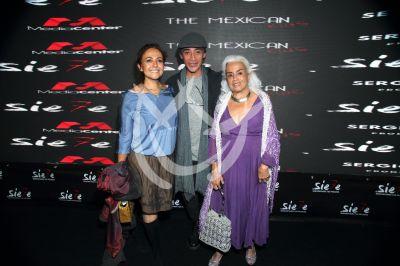 Roberto Sosa y familia en Sie7e