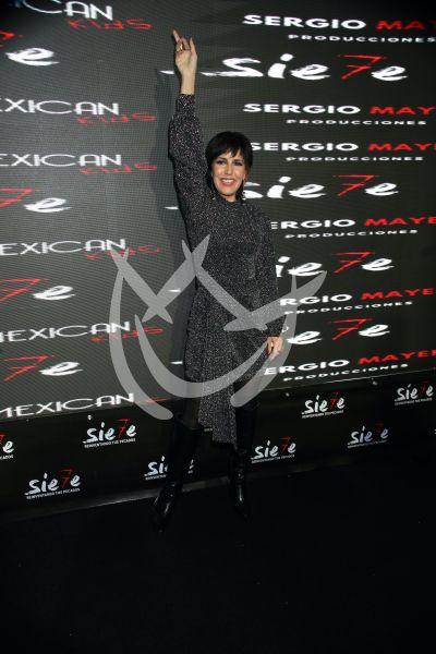 Stephanie Salas en Sie7e