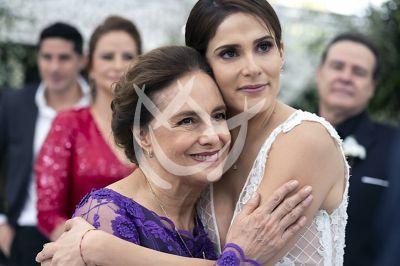 Eva y Diana de boda en \'QLPAMF\'