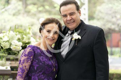 Diana y César de boda en \'QLPAMF\'