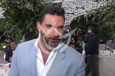 Julián Gil de boda en \'QLPAMF\'