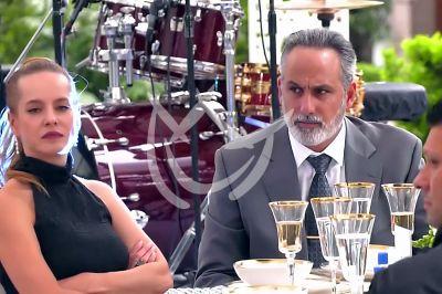 Gaby y Julio de boda en \'QLPAMF\'