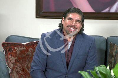 Alberto Estrella en La Desalmada