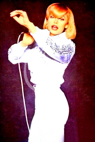 Raffaella Carrá 1992