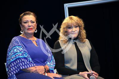 Sylvia Pasquel y Rocío Banquells tienen Dos Aromas