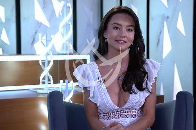 Angelique Boyer en Vencer El Pasado