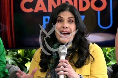 Raquel Garza en Cándido Pérez