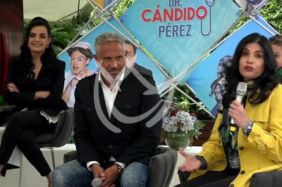 Arath, Raquel y Lorena en Cándido Pérez