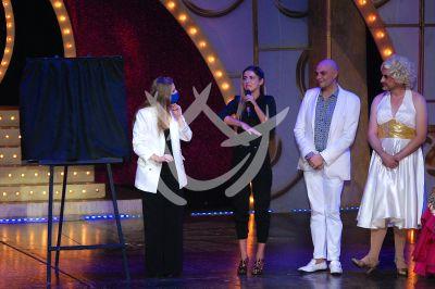 Michelle Renaud y Ana Layevska al mil con Las Locas