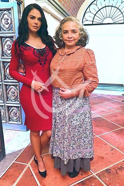 Livia y Ana en La Desalmada