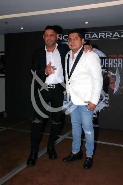 Pancho Barraza y Zamacona Jr